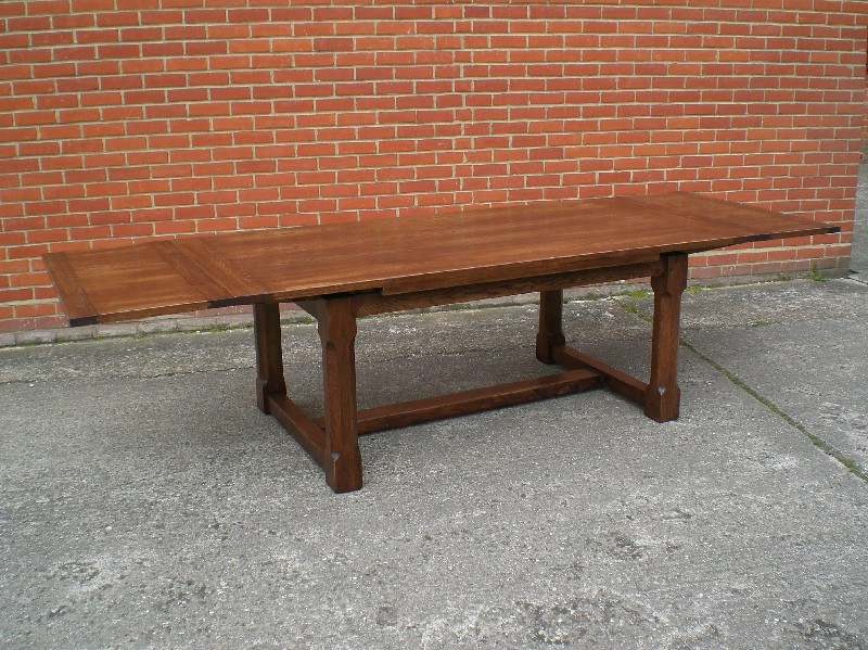 Very Best LIGHTLY DISTRESSED DRAW LEAF REFECTORY TABLE 800 x 599 · 193 kB · jpeg